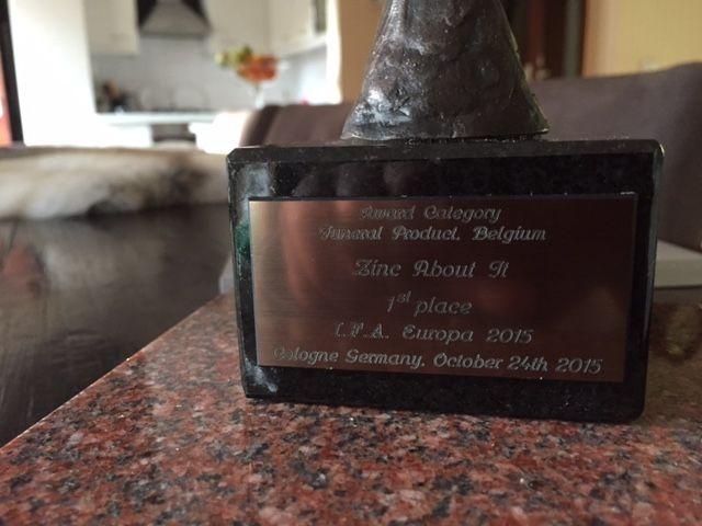 Gewonnen IFA Award 2015