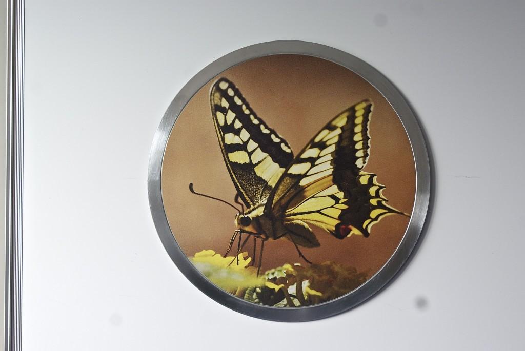 Personal Memorial Cover `Vlinder`